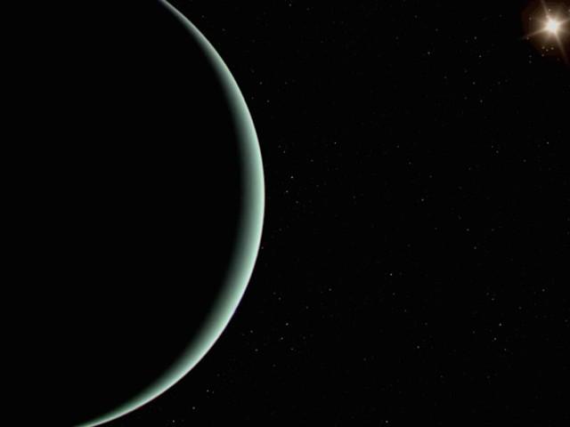 Uranus Wallpaper