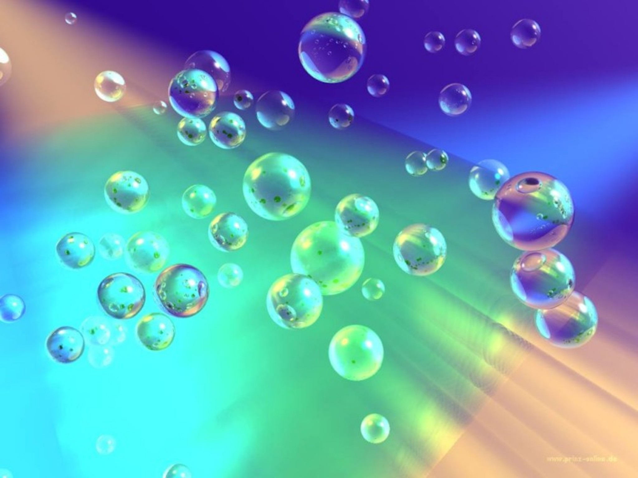 3d Bubbles Wallpaper: 3D Bubbles Wallpaper-Free 3D Background Downloads