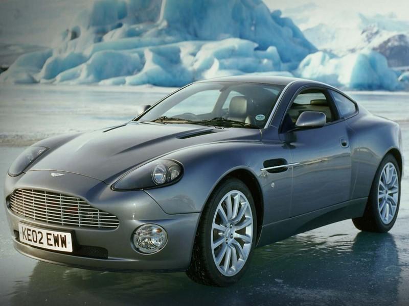 Aston Martin Bond Die Another Day Wallpaper