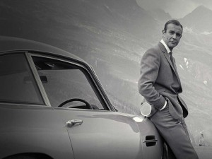 Aston Martin Bond Thunderball Wallpaper