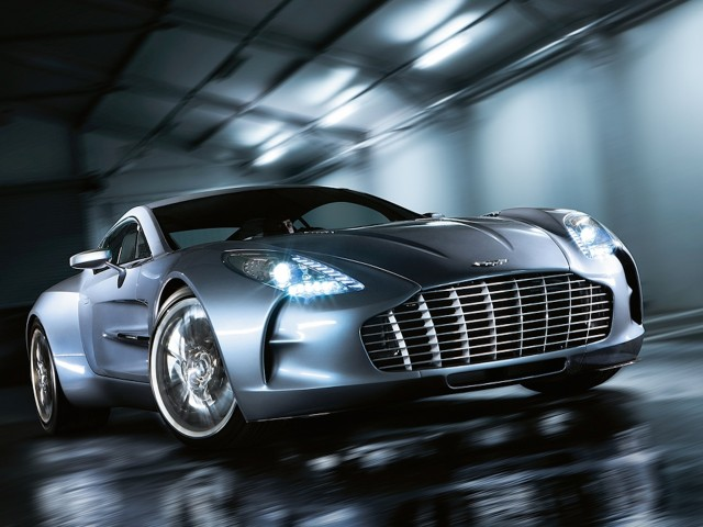 Aston Martin One 77 Wallpaper