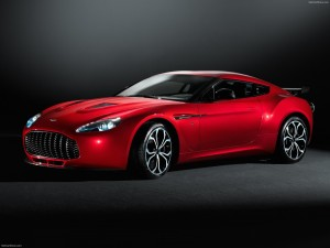 Aston Martin V12 Zagato 2013 Wallpaper