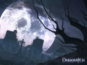 Darkwatch Cemetery Wallpaper