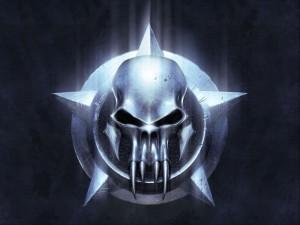 Darkwatch Logo Wallpaper