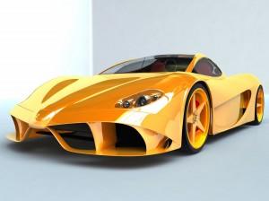 Ferrari Aurea Concept Car Wallpaper