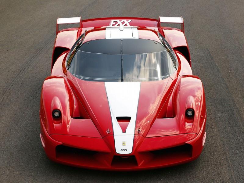Ferrari FXX 2005 Wallpaper