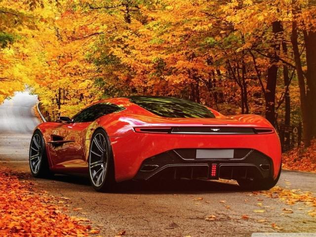 2013 Aston Martin DBC Concept Wallpaper