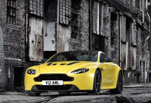 2014 Aston Martin V12 Vantage S Wallpaper