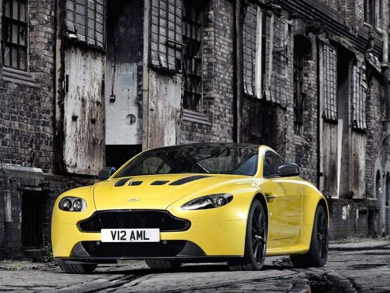 2014 Aston Martin V12 Vantage S Wallpaper