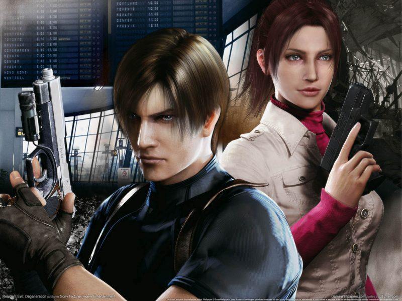 Resident Evil: Degeneration Wallpaper