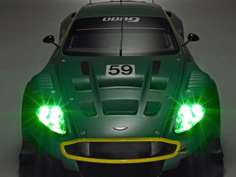Aston Martin Racing DBR9 59 Wallpaper
