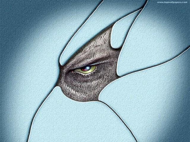 Devil Eye Wallpaper