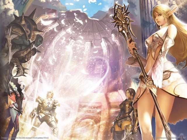 Lineage II: The Chaotic Chronicle Wallpaper