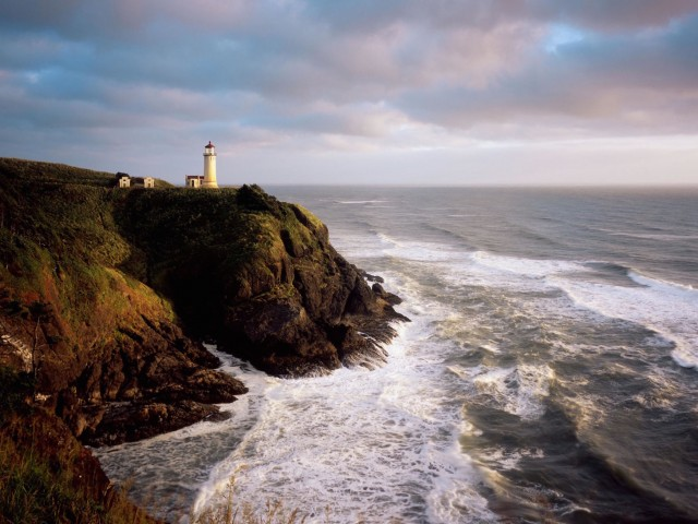 North Head Lighthouse Wallpaper