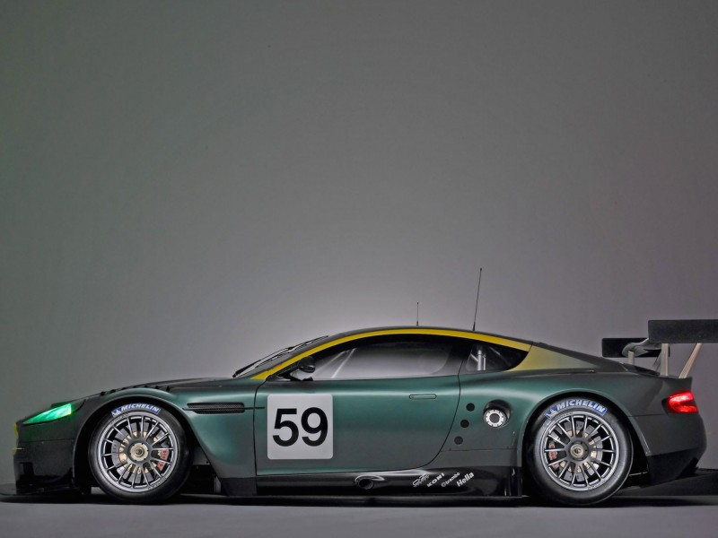 Aston Martin DBR9 59 Wallpaper