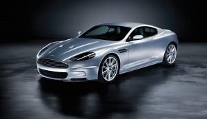 Aston Martin DBS V12 Wallpaper
