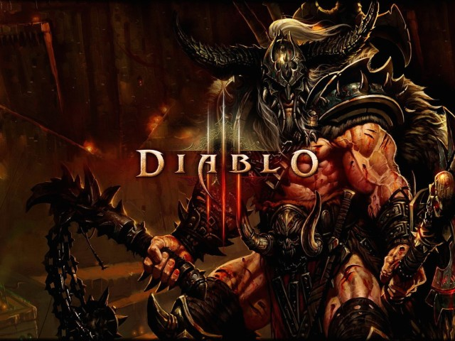 Barbarian Diablo 3 Wallpaper