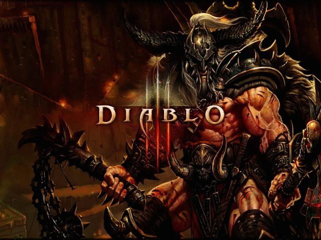 Barbarian Diablo 3 Wallpaper