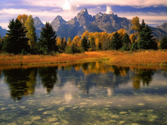 Grand Teton National Park Wyoming Wallpaper