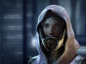 Mass Effect Tali'Zorah Wallpaper