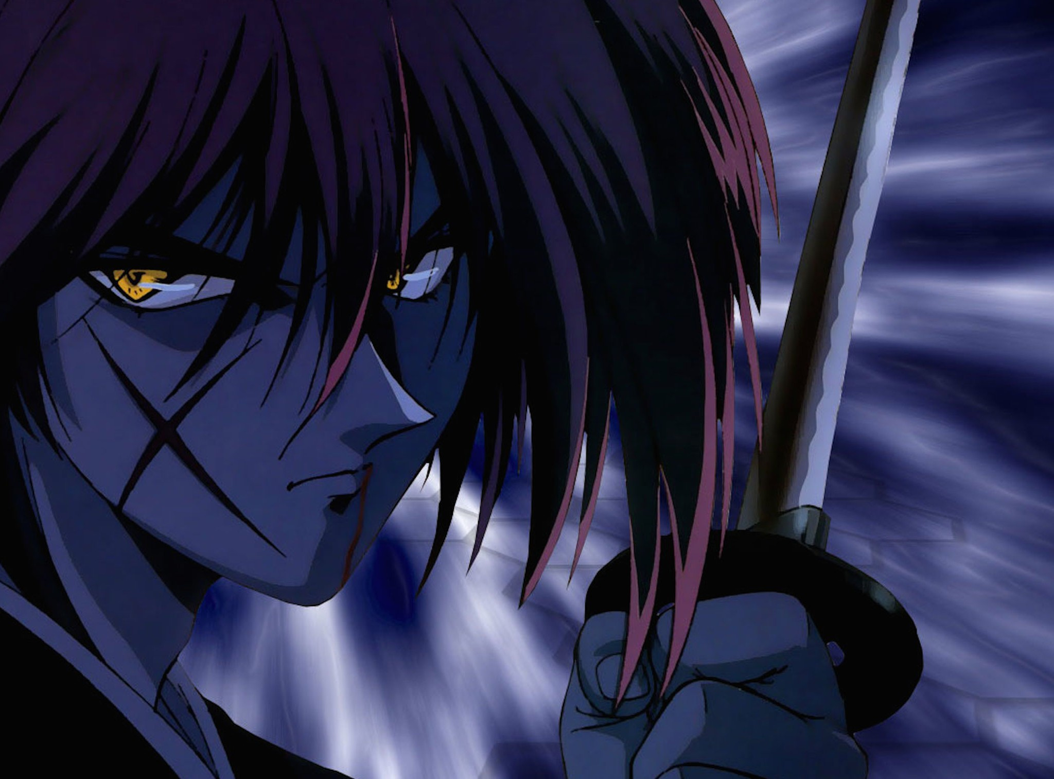 rurouni kenshin anime wallpaper - free anime downloads