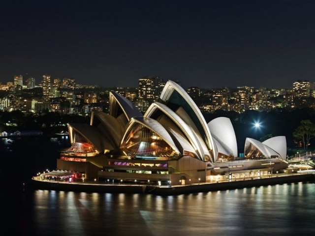 Sydney Australia Opera House Wallpaper