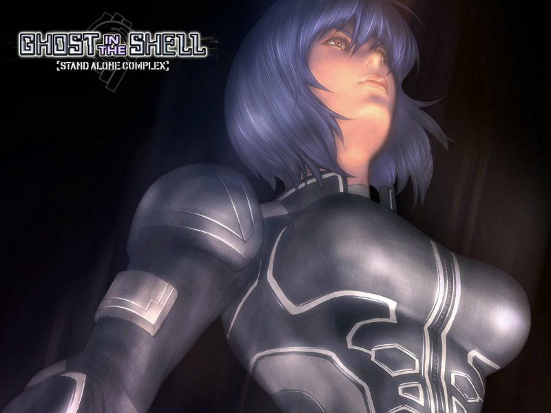 Ghost In The Shell Motoko Kusanagi Wallpaper Cool Wallpapers Hd