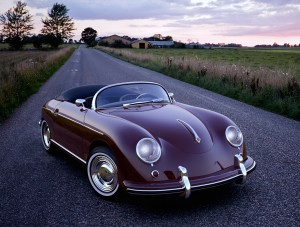 Porsche 356 Speedster Wallpaper