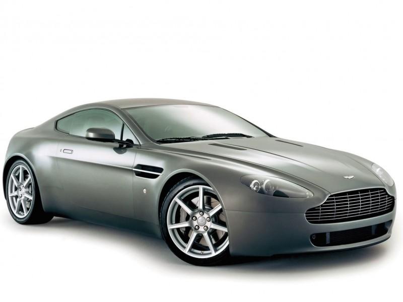 2006 Aston Martin V8 Vantage Wallpaper