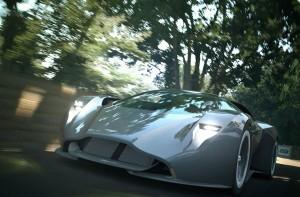Aston Martin DP 100 Vision Gran Turismo Wallpaper