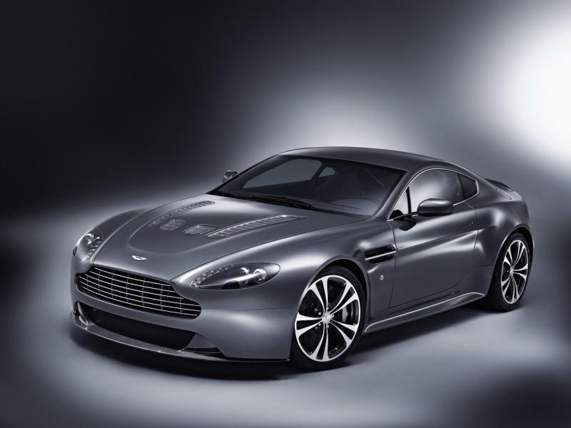 Awesome Aston Martin V12 Vantage Wallpaper