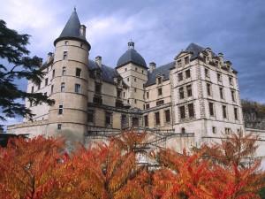 Chateau De Vizille, Isere, France