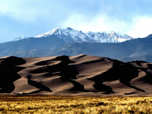 Great Sand Dunes National Park Colorado Wallpaper