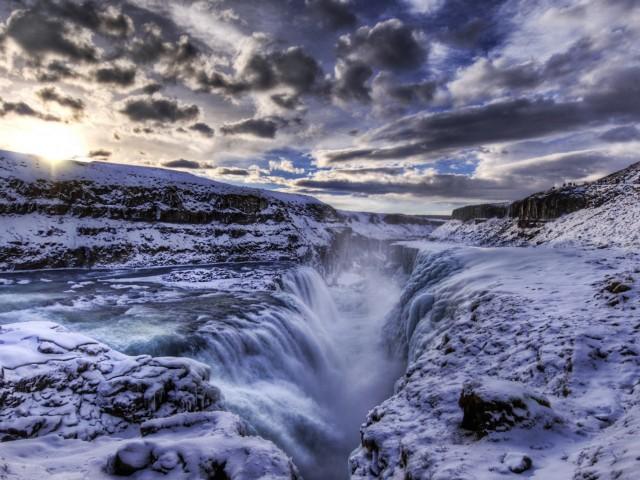 Icelandic Landscape Wallpaper