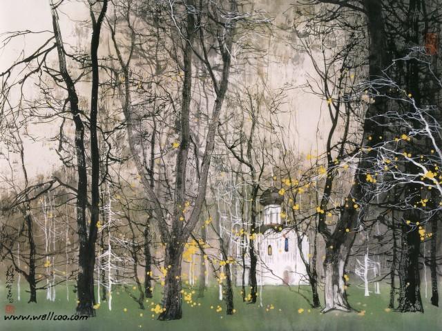 Painting Wallpaper 08
