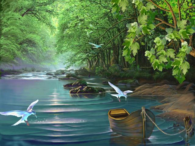 Painting Wallpaper 33