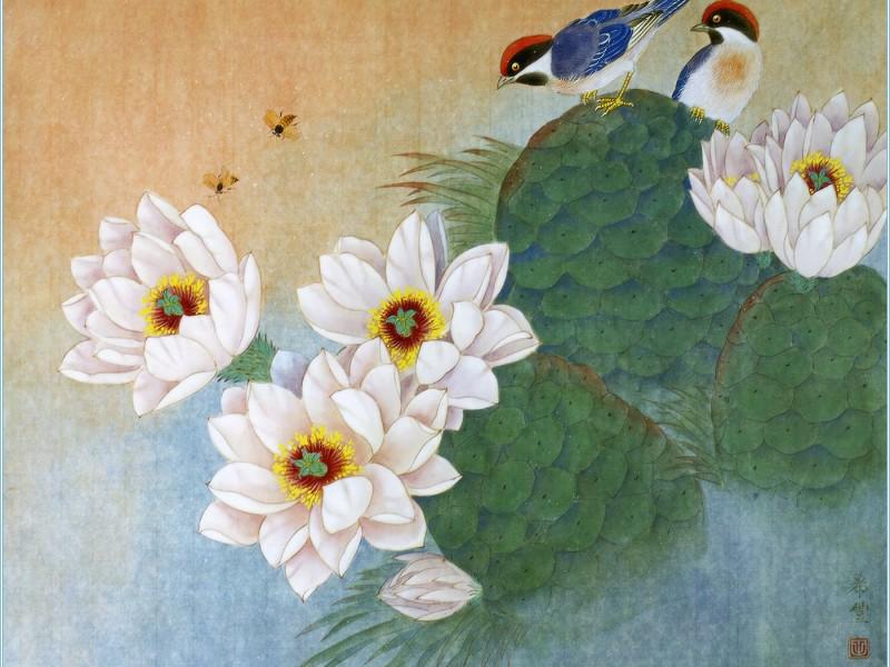 Painting Wallpaper 37
