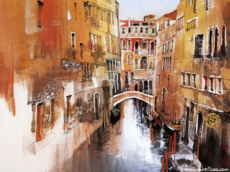 Painting Wallpaper 74