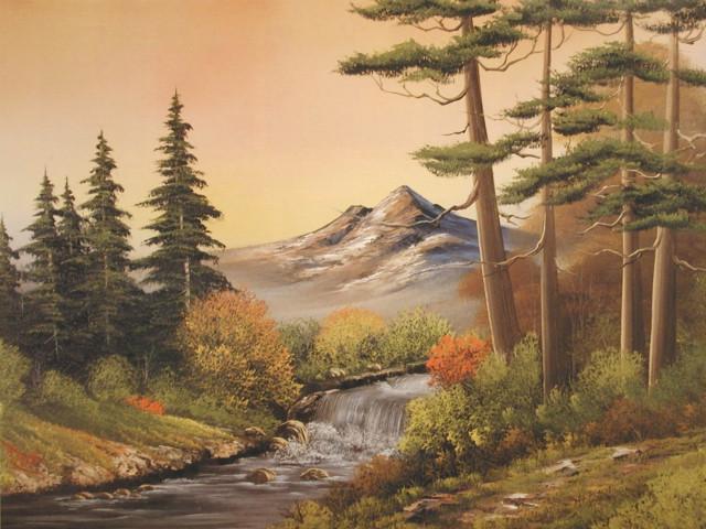 Painting Wallpaper 94