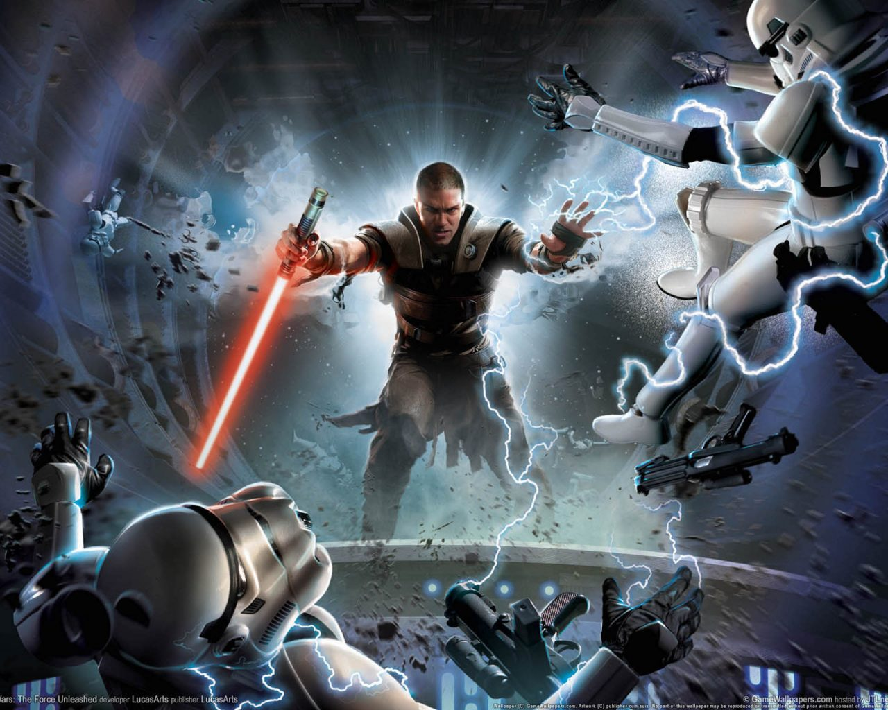 Star Wars: The Force Unleashed Wallpaper | HD Background