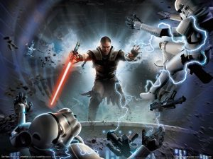 Star Wars: The Force Unleashed Wallpaper