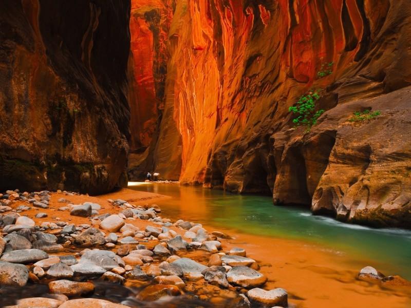 Zion National Park Utah Amazing Wallpaper