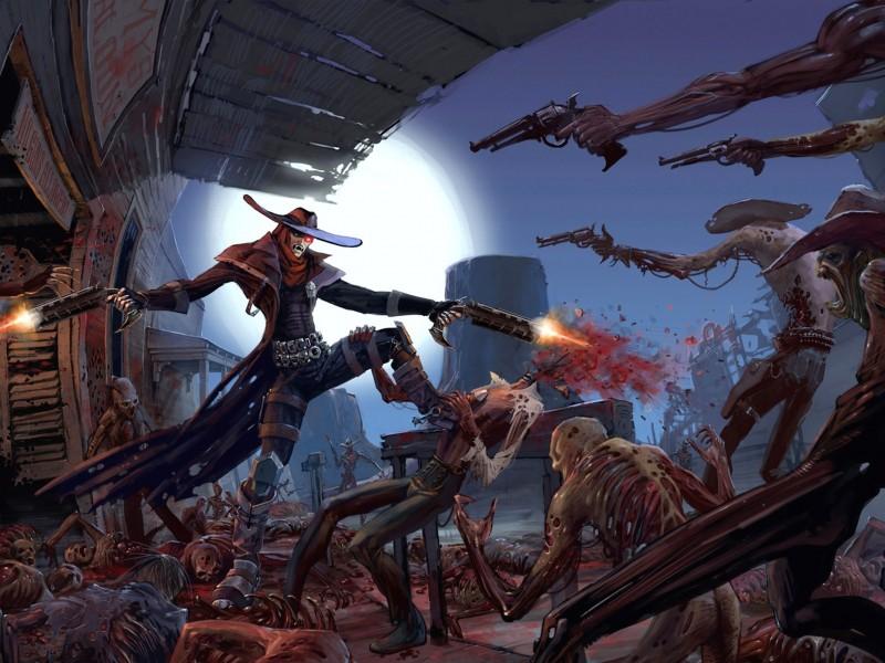 Darkwatch Video Game Wallpaper