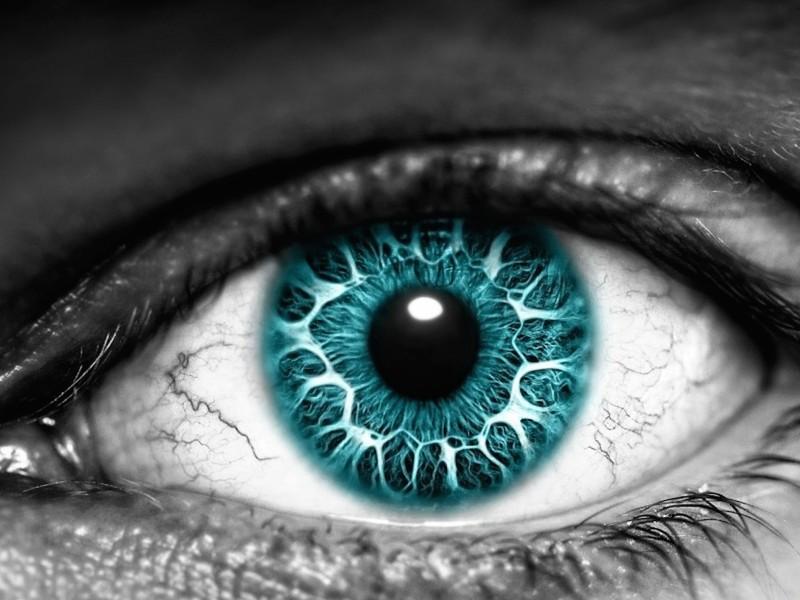 3D Eye Wallpaper