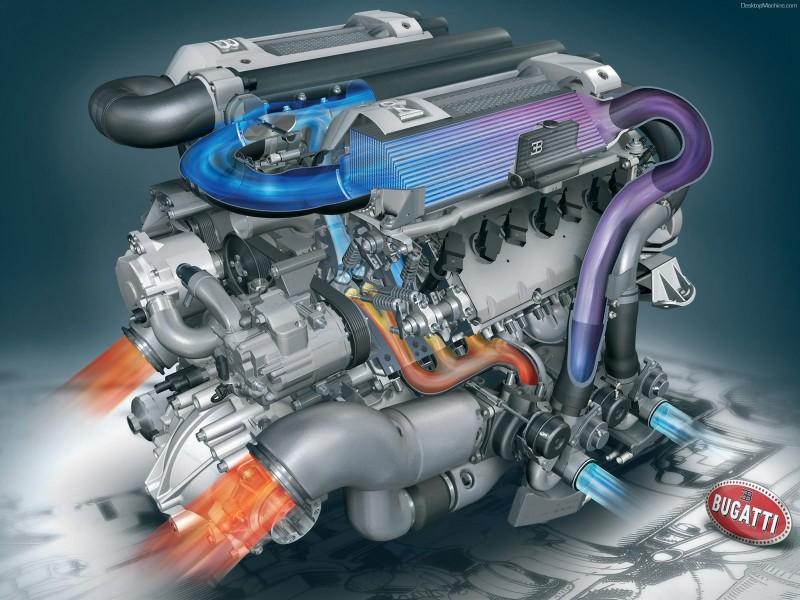 Bugatti Veyron 16 1600