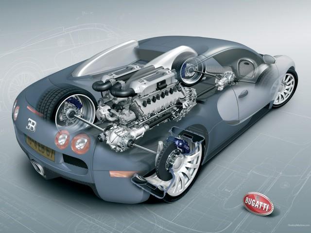 Bugatti Veyron 17 1600