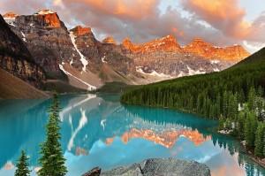 Landscape Canada Wallpaper