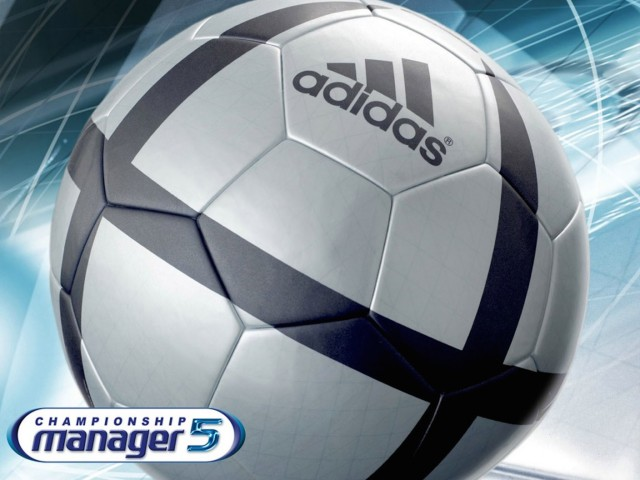 Championship Manager 5 Game Wallpaper