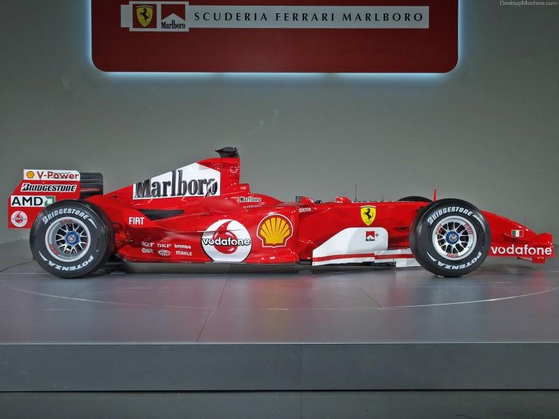 Ferrari F2005 05 1600
