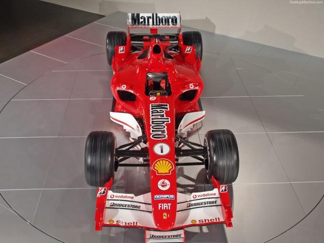 Ferrari F2005 07 1600